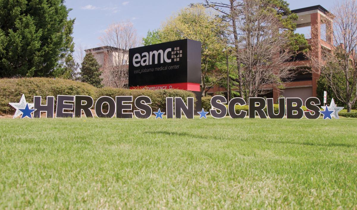 EAMC Heroes in Scrubs