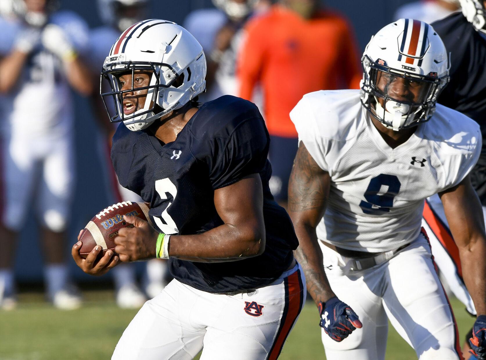 Auburn Football Working To Revamp Offense Sports Auburnvillager com
