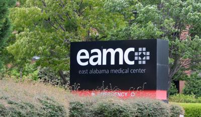 EAMC sign