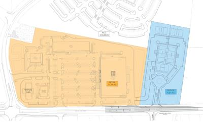 Hamilton Place PDD map