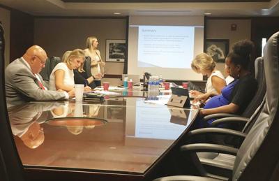 BOE hears enrollment update and FY2018 budget presentation