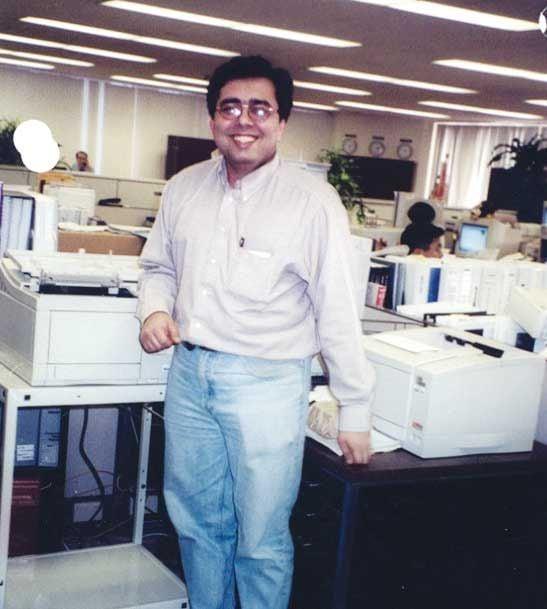 Sunel Merchant at WTC 1
