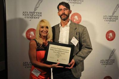 The Villager wins state awards   News   auburnvillager com