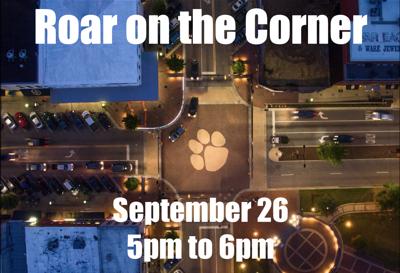 Roar on the Corner