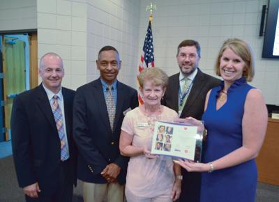 Project ADAM, Heart-Safe Schools Designation