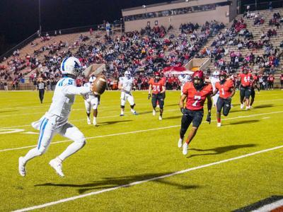 AHS touchdown