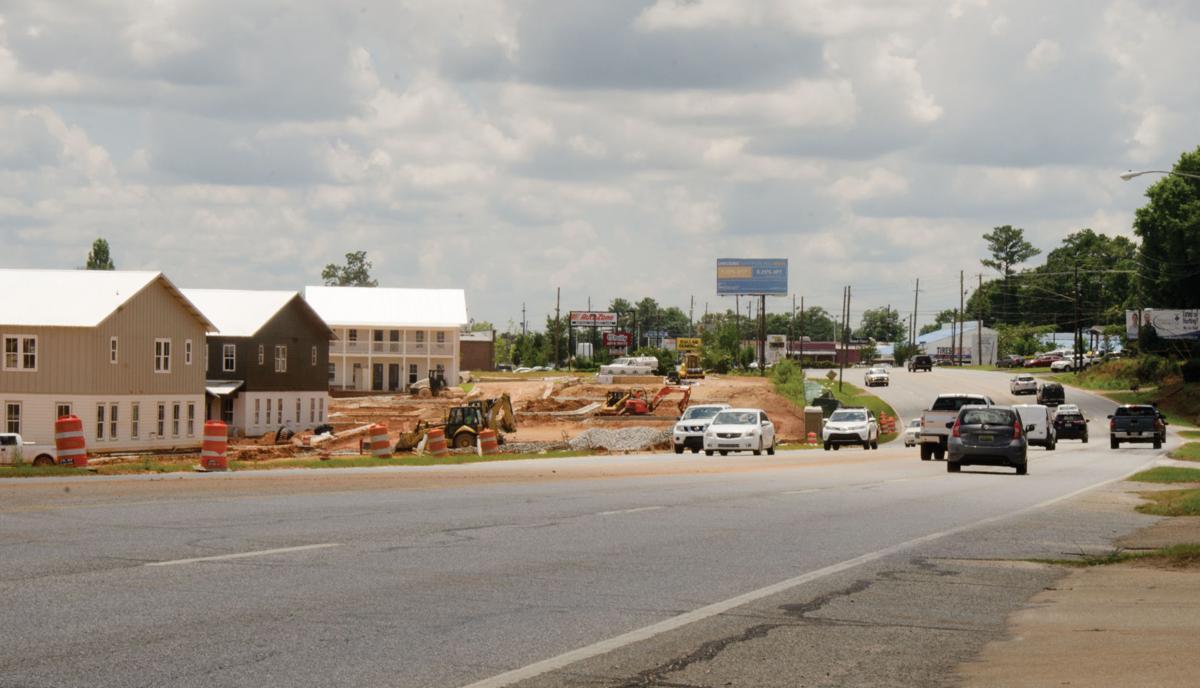 Opelika Road, Midtown