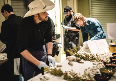 More than 5,000 oysters are expected to be up for tasting at the social