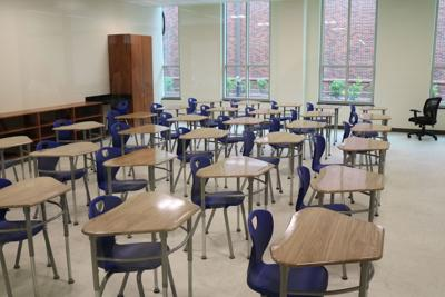 Classroom inside AHS
