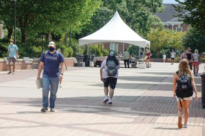 Auburn University students