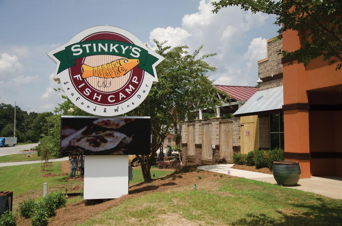 Stinky 39 s fish camp now open news for Stinkys fish camp