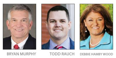 District 38 primary candidates