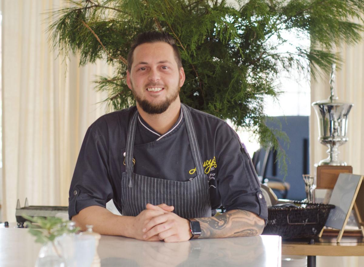 Chef Brian Paolina