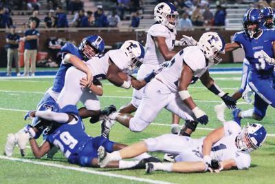 Auburn High defense