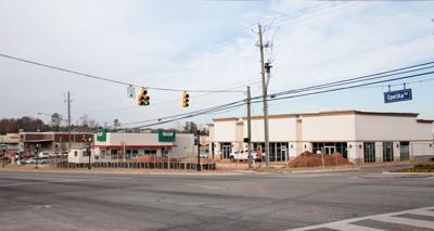 Businesses at Auburn Mall