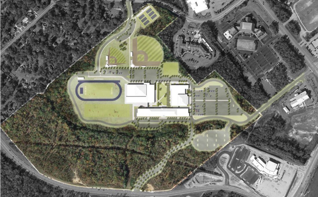 New High School Site Plans Make Security Priority News
