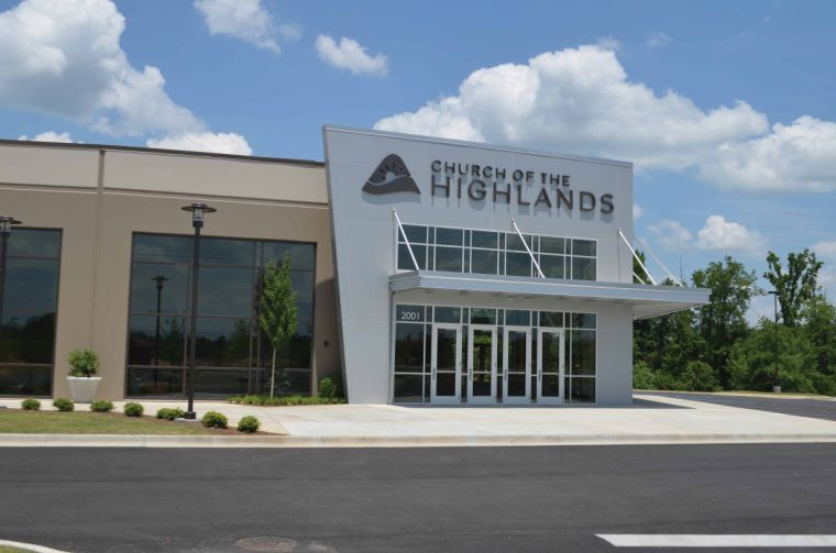 The Church Of The Highlands Offers Contemporary Services