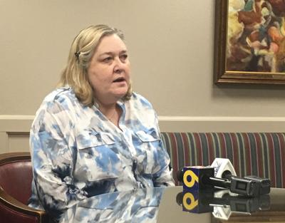 Superintendent Karen DeLano