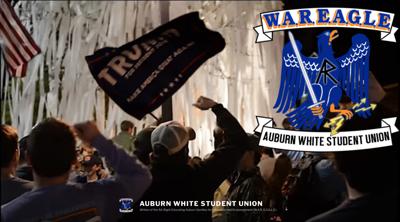 Auburn White Student Union website