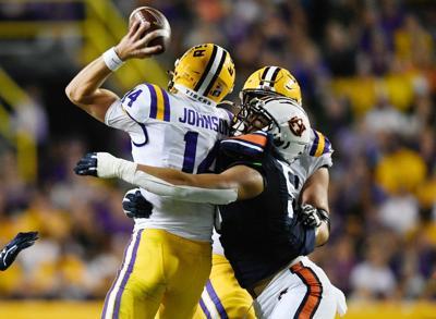 Max Johnson QB hit