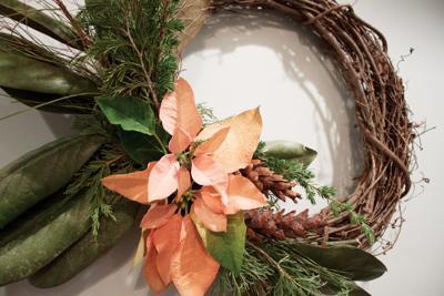 Spray wreath