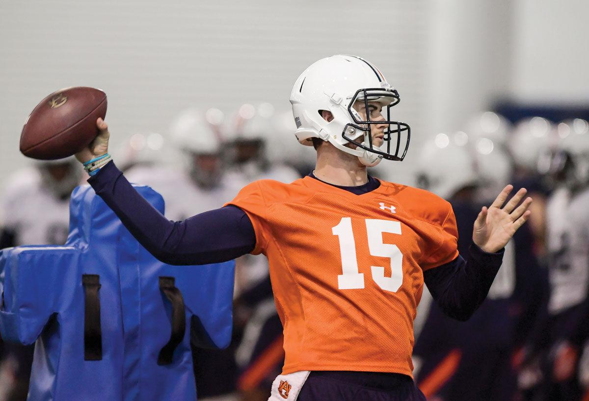 Auburn Football Attention Turns To Recruiting Sports Auburnvillager Com