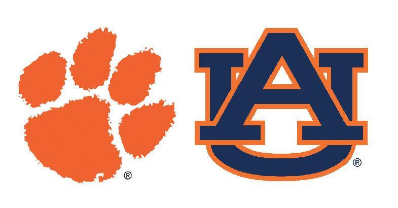au logo  not tiger paw right choice for toomer s corner Auburn Tigers Logo Clip Art Tiger Paw Print Clip Art