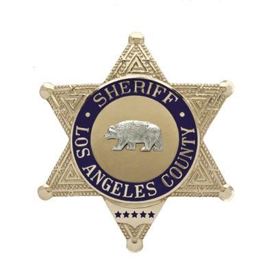 LASD Sheriff logo