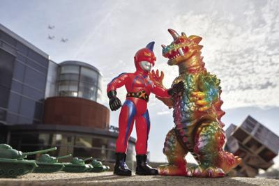 Kaiju vs. Hero