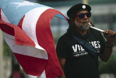 Puerto Rico May Day