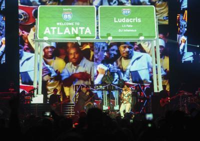 Bud Light Super Bowl Music Fest featuring Jermaine & Luda