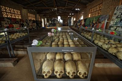 Rwanda Genocide 25th Anniversary