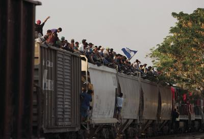 Mexico US Immigration