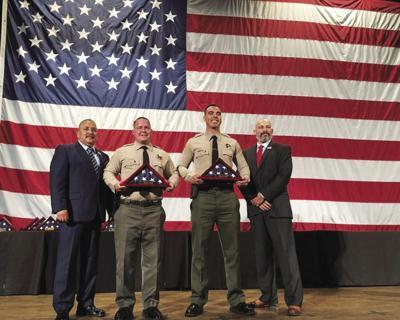 Lancaster Deputies Honored