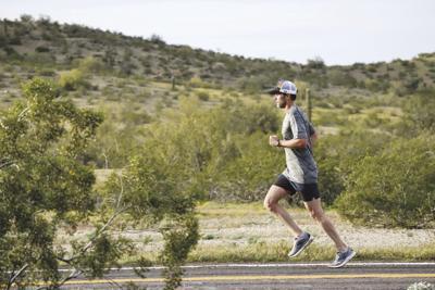 Boston Marathon Jimmie Johnson