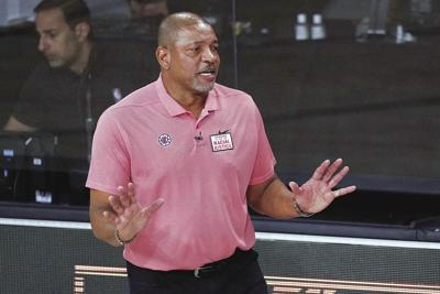 NBA Challenged Coaches Basketball