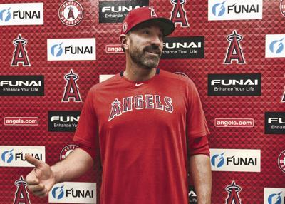 Angels-Callaway Baseball