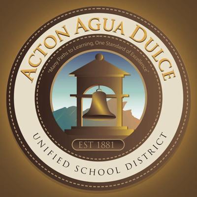 Acton-Agua Dulce logo