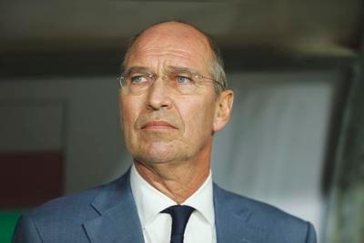 Soccer Netherlands Obit Verbeek