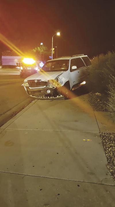 Palmdale crash