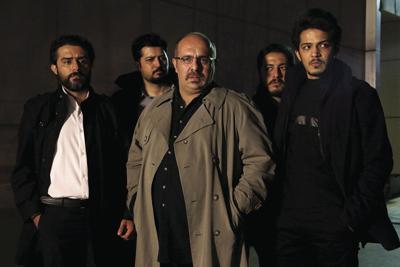 Iran Spy Show