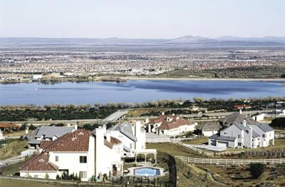 Palmdale 25 year Developmental Plan