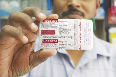 Virus Outbreak Malaria Drugs