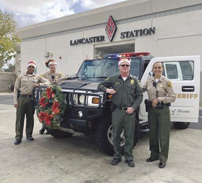 Sheriff Stuff Humvee