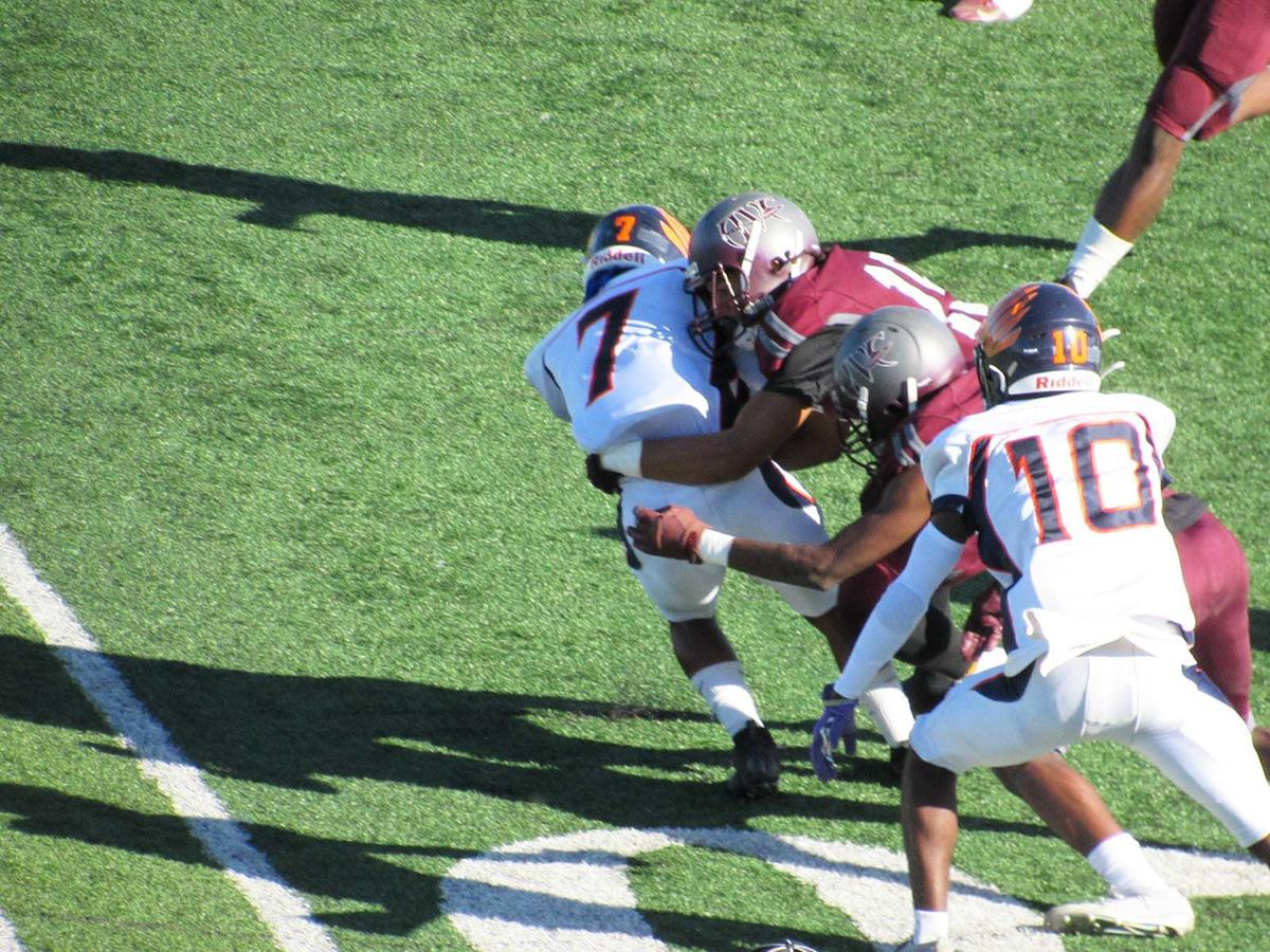 Antelope Valley College football