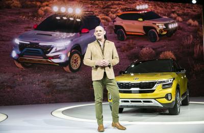 Auto Show KIA