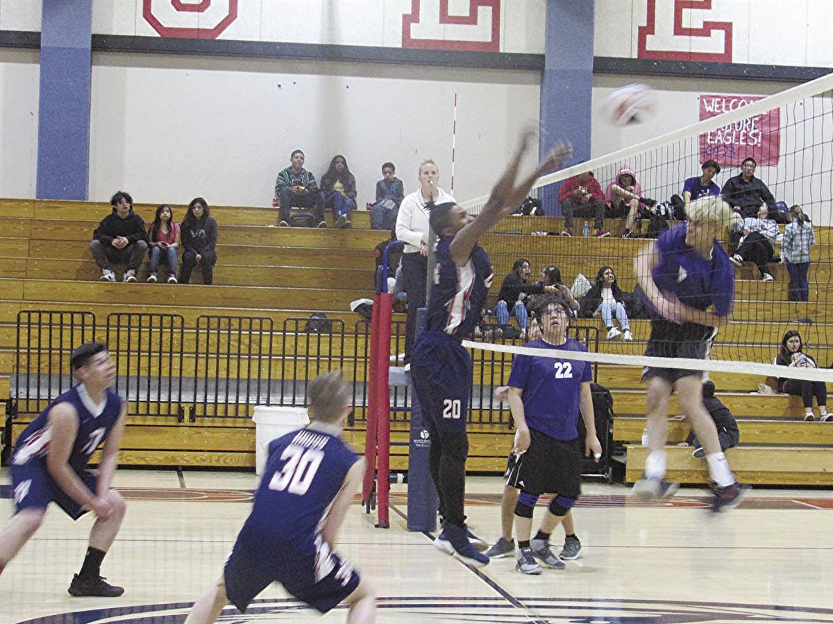 eastside volleyball