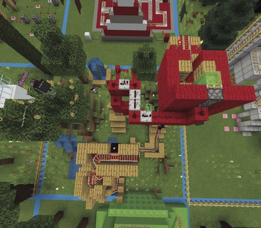 Modèle Minecraft