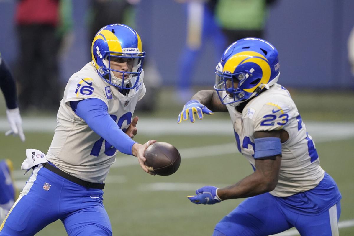 Rams Seahawks Football