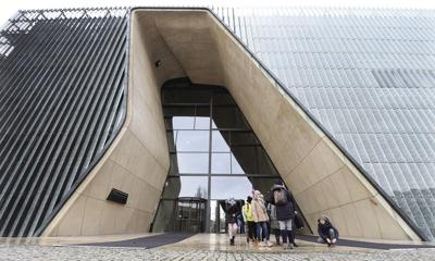 Poland Polin Jewish Museum